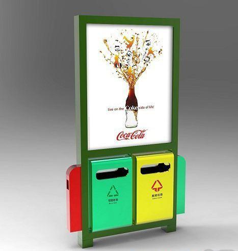 玉林广告垃圾箱定制