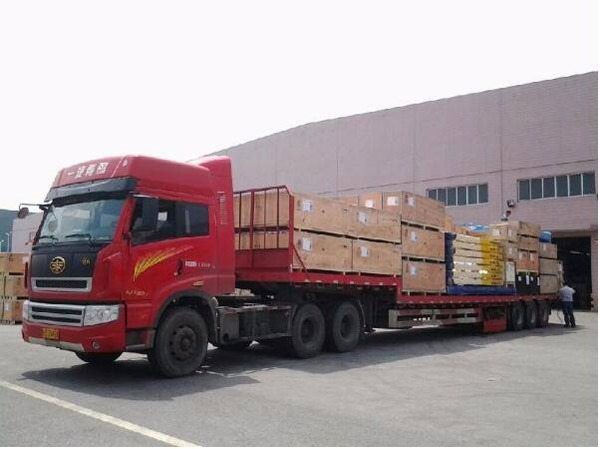 大连到武汉货运公司搬家电器家具木箱包装