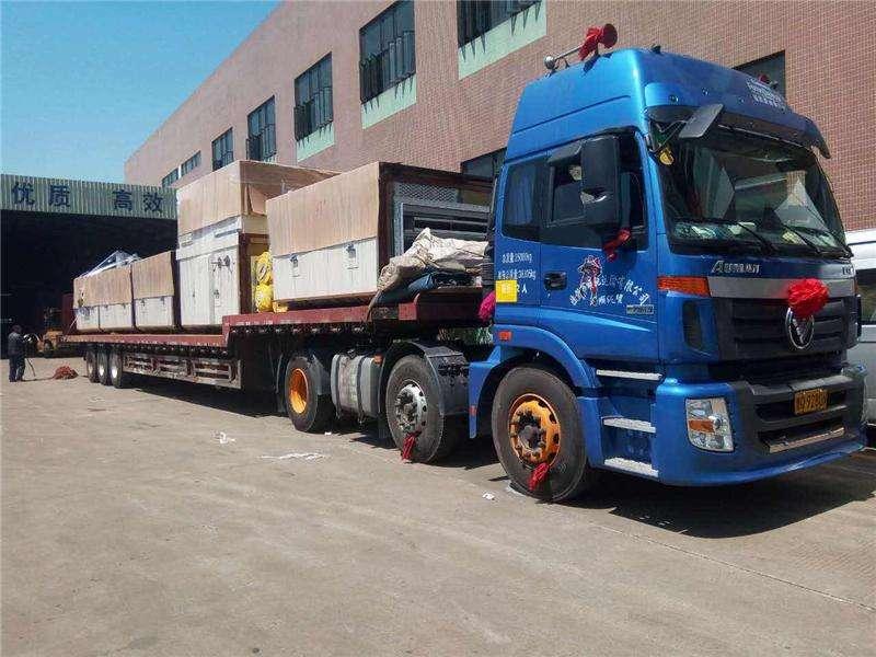 泰兴到新疆货运公司安全实惠