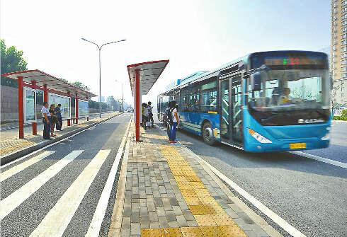 延庆不锈钢公交站台订制