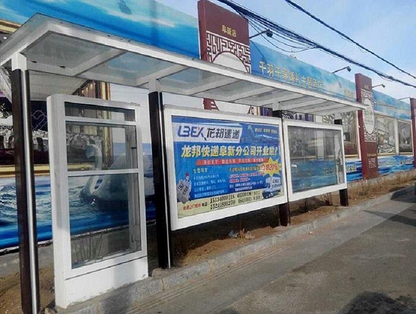 平谷公交站臺滾動燈箱廠家