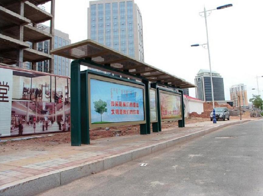 公交站台专业城市户外设施制作企业