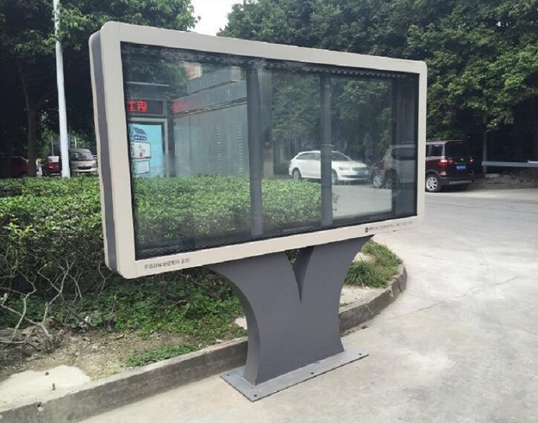 杭州太陽能滾動燈箱路名牌廠家