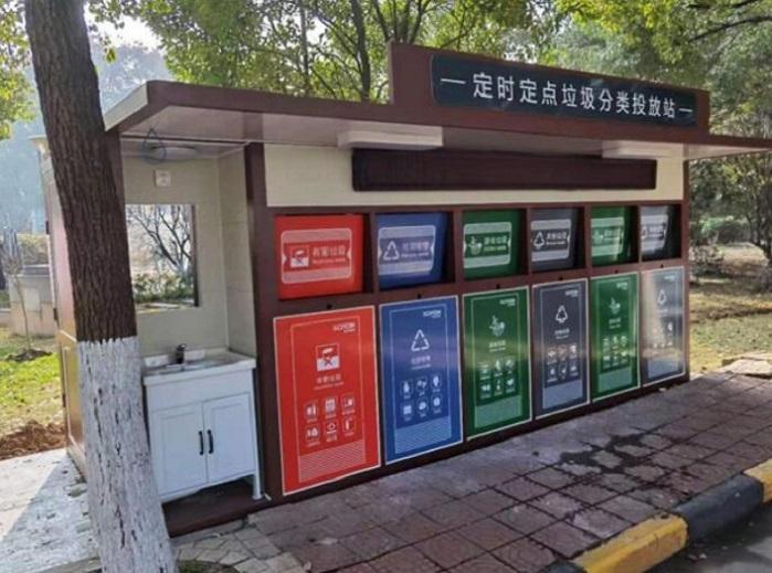 智能分类垃圾箱最新报价