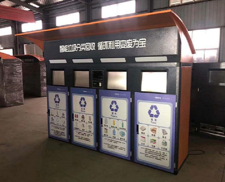 三沙智能廣告垃圾箱產品價值