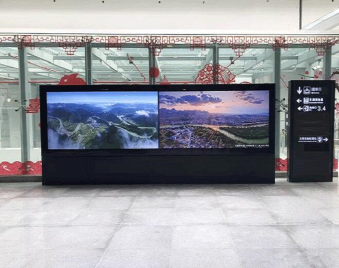 北京滾動燈箱定制找哪家