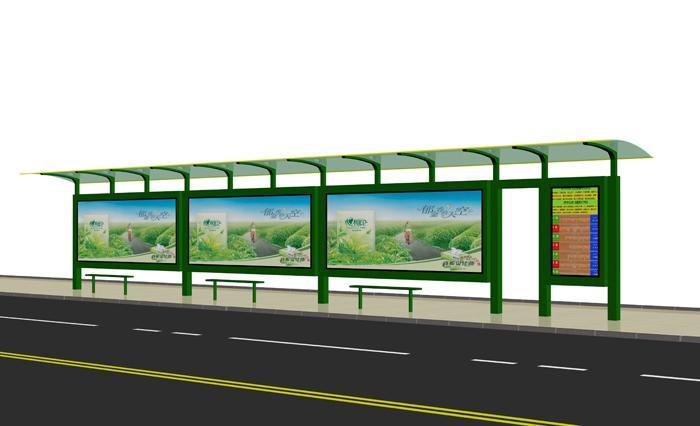 公交候车亭行业领先