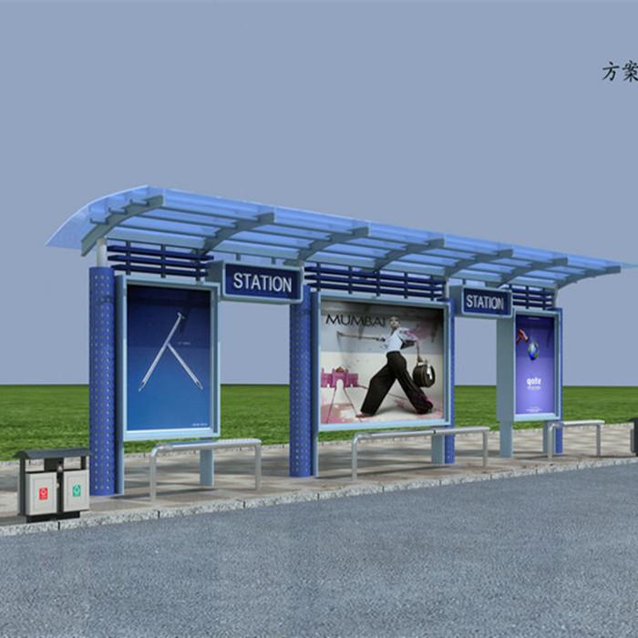 平谷公交站台专业生产厂家