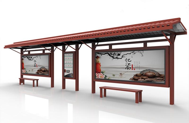 平谷公交候车亭质量好的厂家