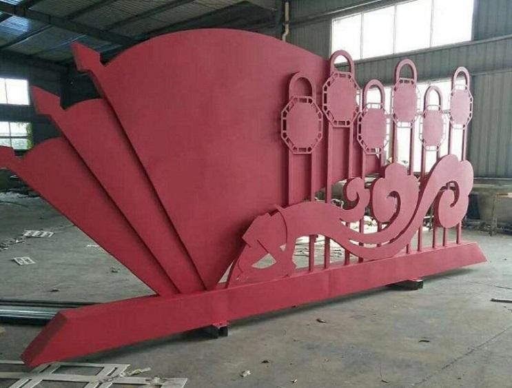 平谷异形滚动灯箱生产制作工艺