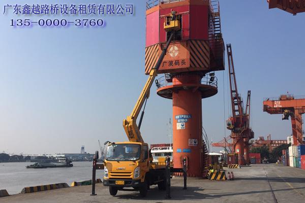 朝阳鑫越路桥提供高空作业车租赁服务,400-158-3002报价