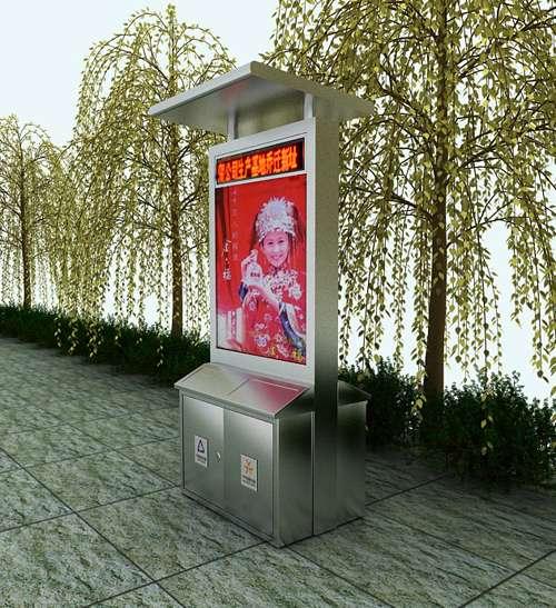 东城广告垃圾箱现货供应