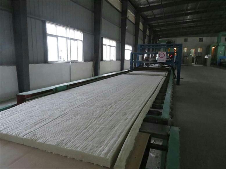 杨浦硅酸铝保温棉最低价