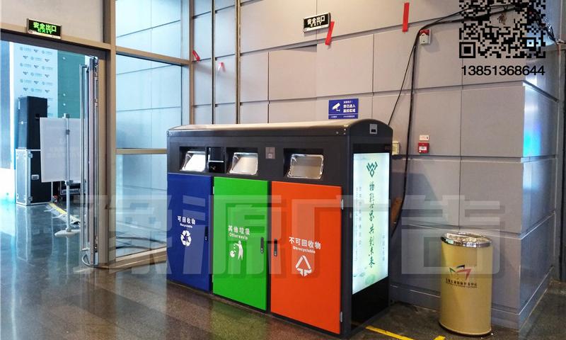 智能垃圾箱运营方案