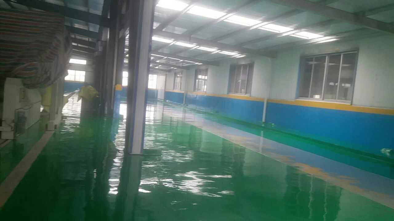 延庆绿色环氧砂浆地坪漆地面漆最低价