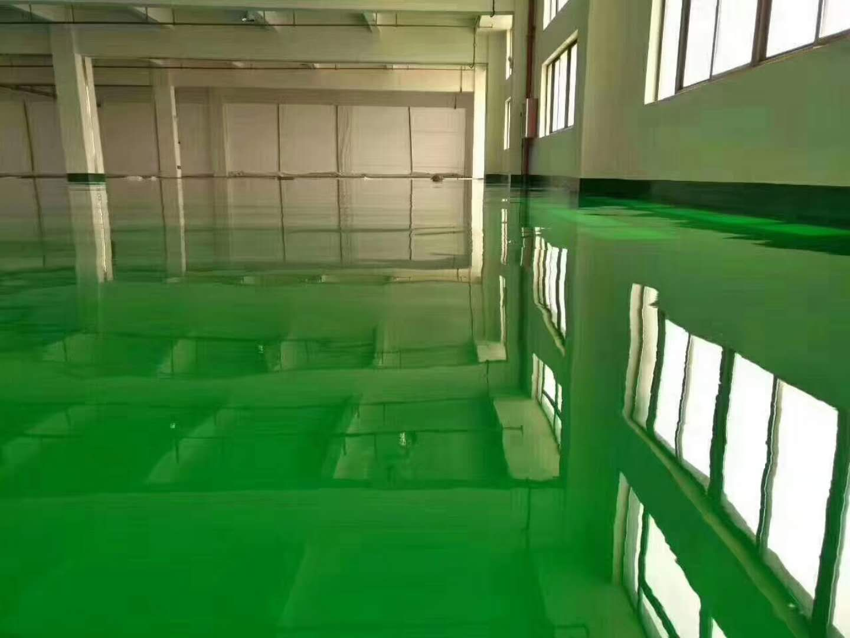 平谷绿色环氧砂浆地坪漆地面漆最新行情