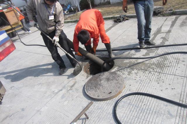 上海下水道疏通专业公司