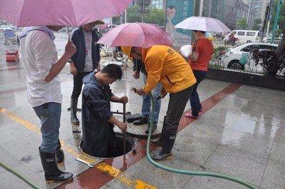 上海下水道疏通清洗公司