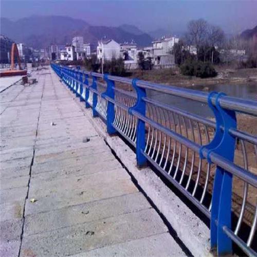 不锈钢复合管防撞桥梁护栏发货及时