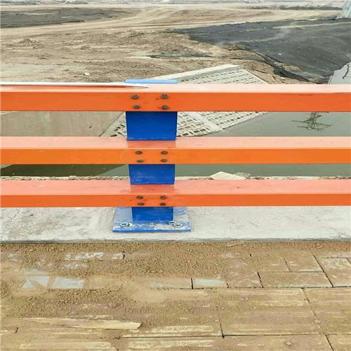昌平防撞桥梁钢板立柱专业定制