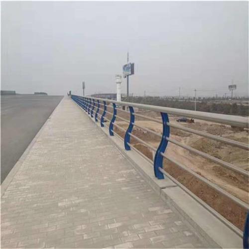 丰台防撞桥梁钢板立柱性价比高