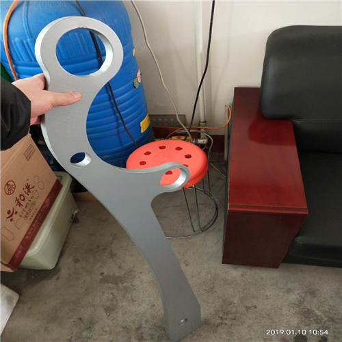长宁Q235钢板立柱原厂供应