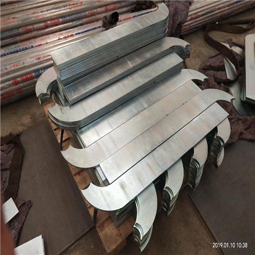 Q235钢板立柱一级质量