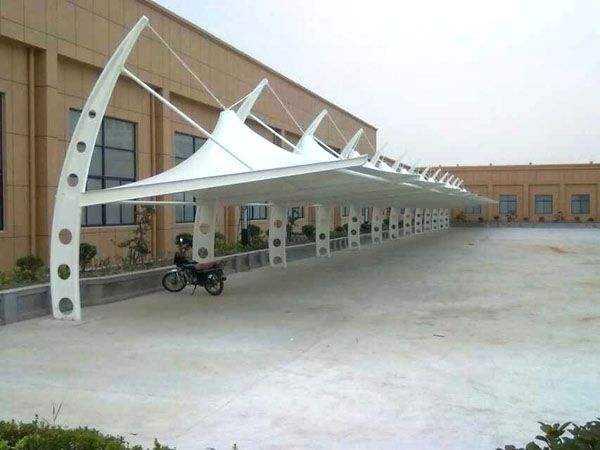 合肥公共自行车棚定制
