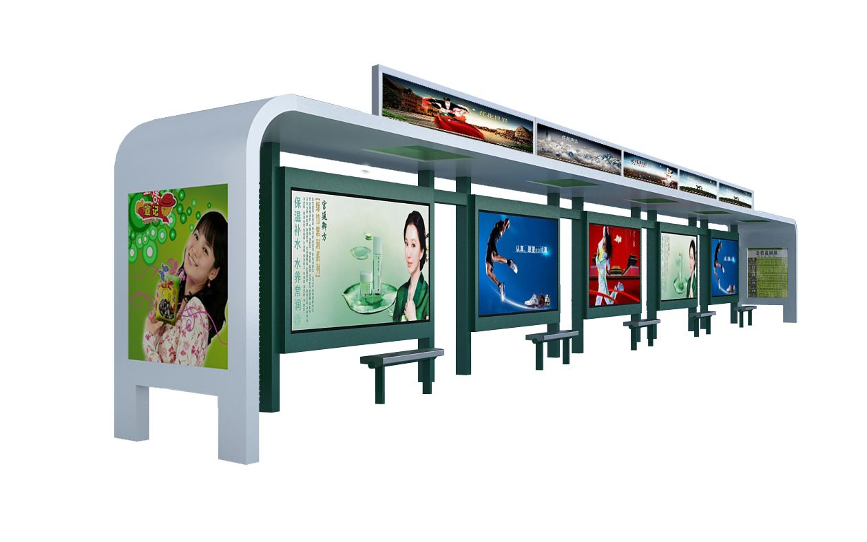 松江太阳能候车亭产品类型