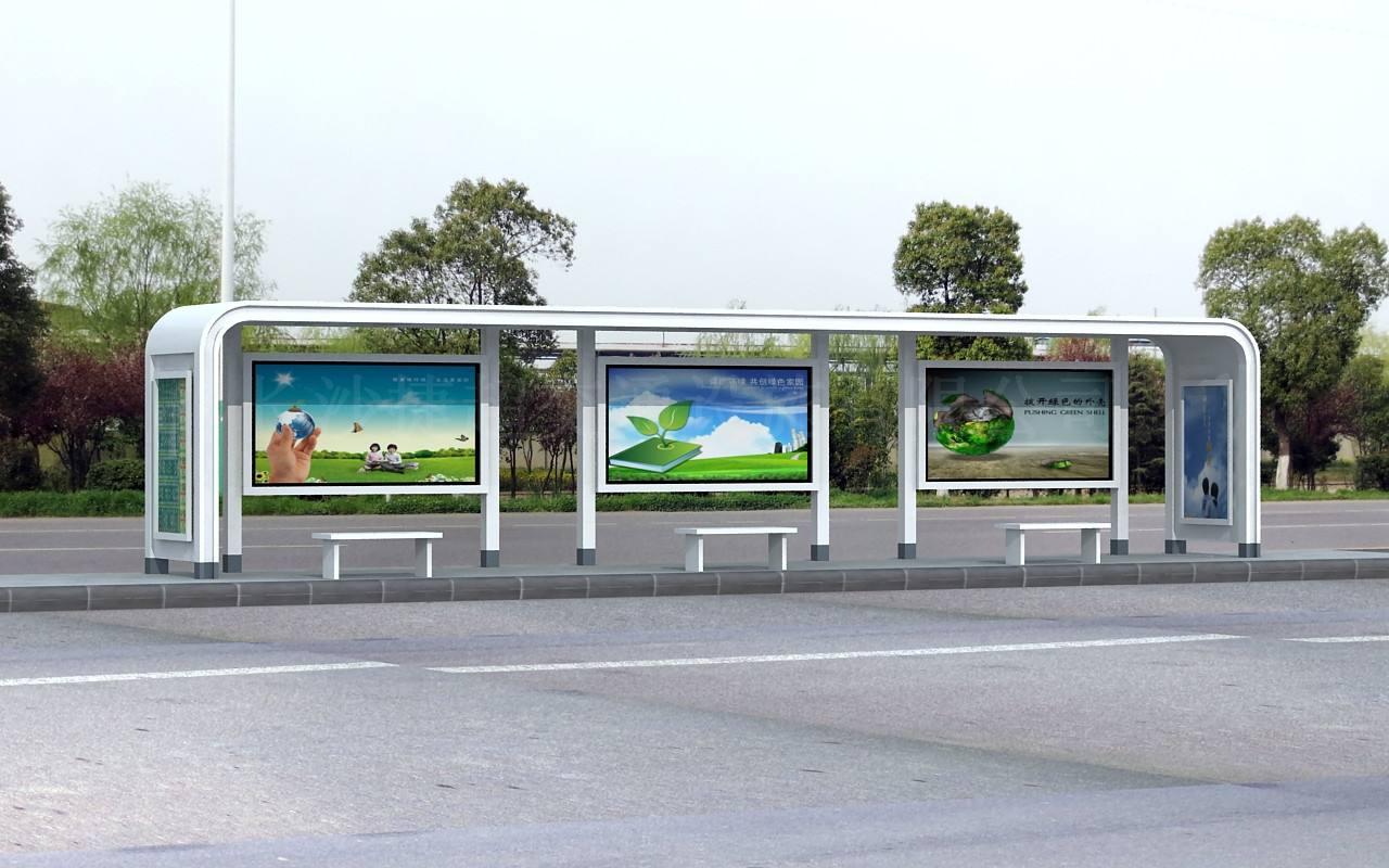 南汇太阳能候车亭配件