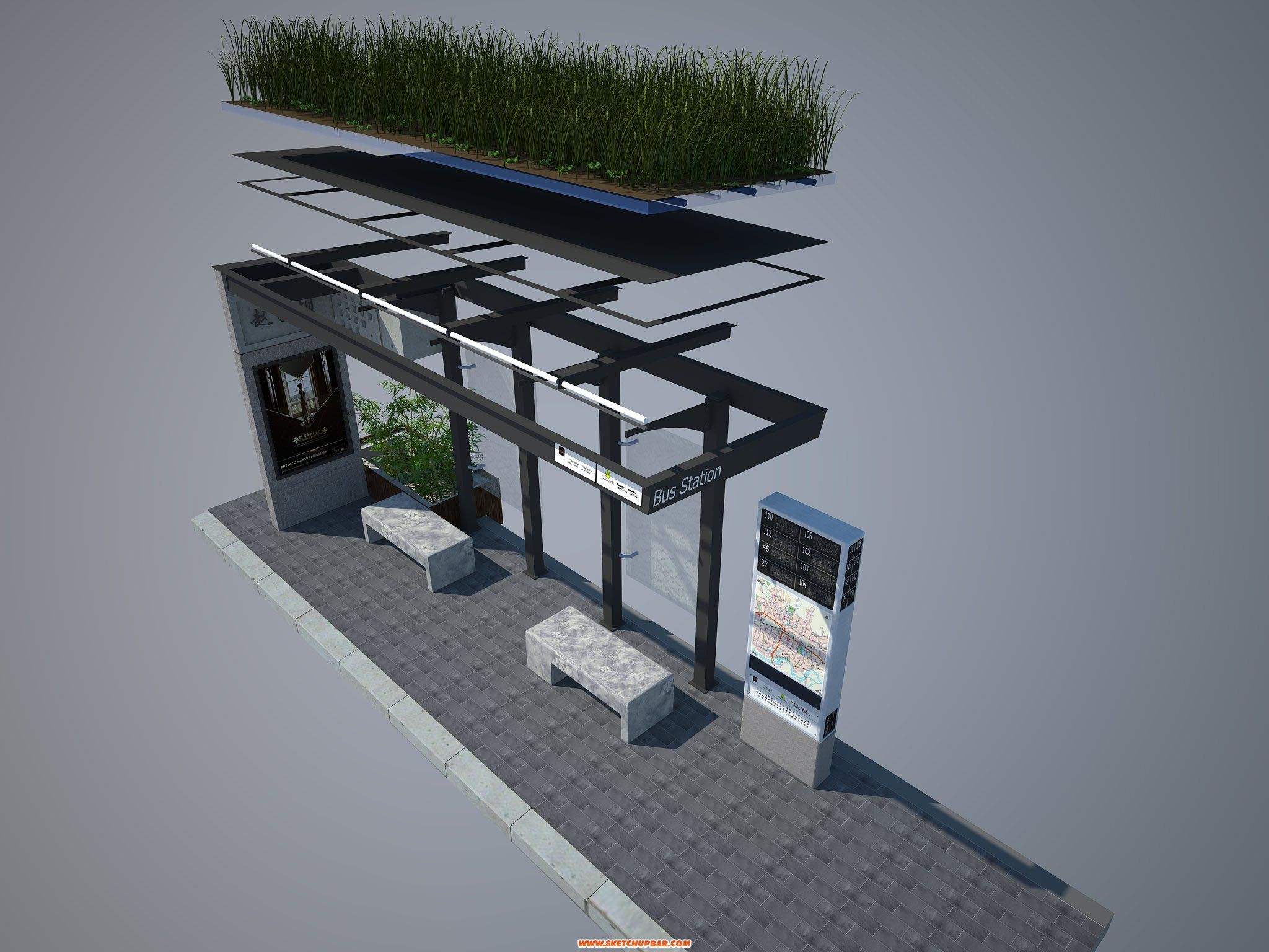 太阳能候车亭欢迎询价
