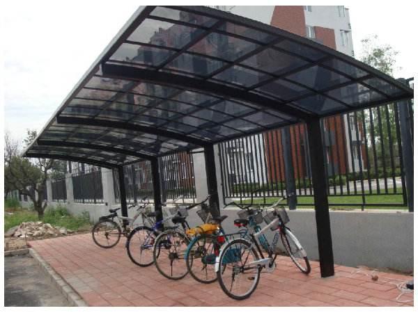 自行车棚制作安装