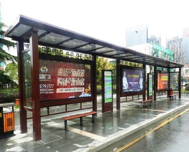 平谷电子屏特色候车亭生产实力强