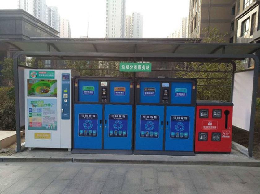 北京自助分类垃圾箱工艺技术可靠