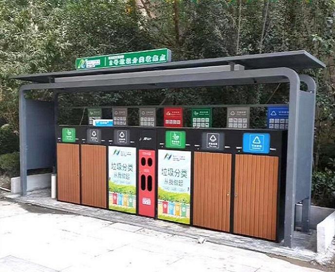 北京智能四分类垃圾箱支持全国发货