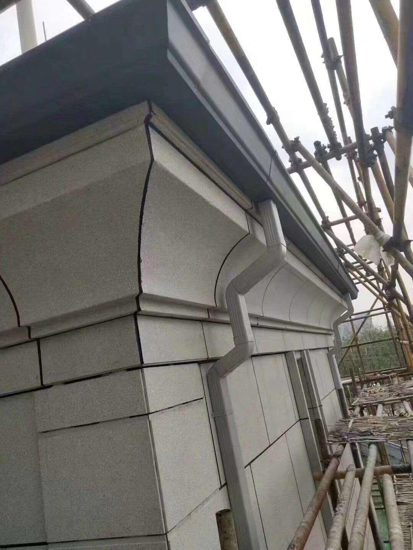 PVC天沟雨水管厂家联系电话