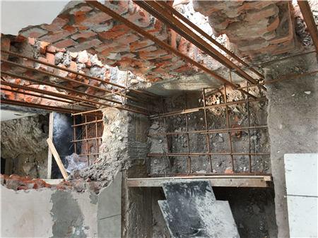 東營磚混結構加固品質保障