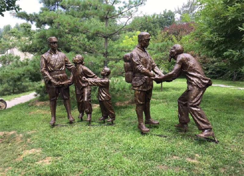 喀什党建雕塑靠谱