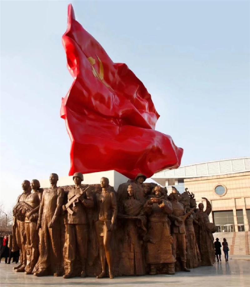 来宾党建雕塑欢迎咨询