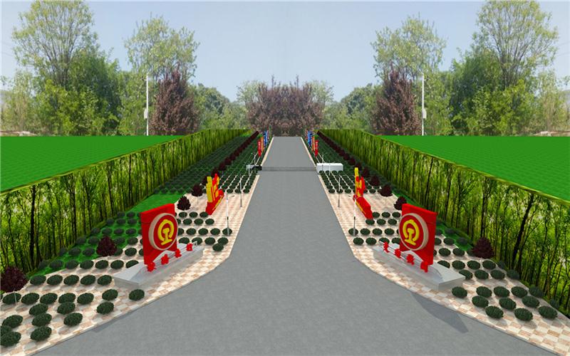 喀什党建雕塑配置功能