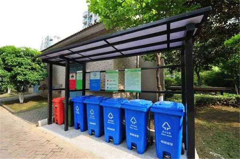 卢湾户外垃圾分类亭售后服务