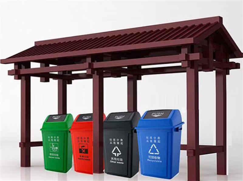 大兴户外垃圾分类亭价格