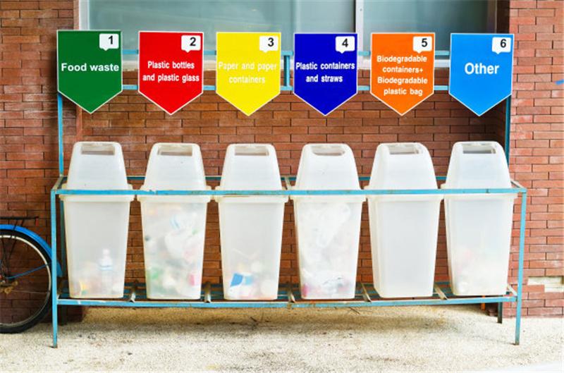 卢湾户外垃圾分类亭制作材料