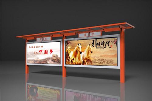 卢湾不锈钢宣传栏销售热线