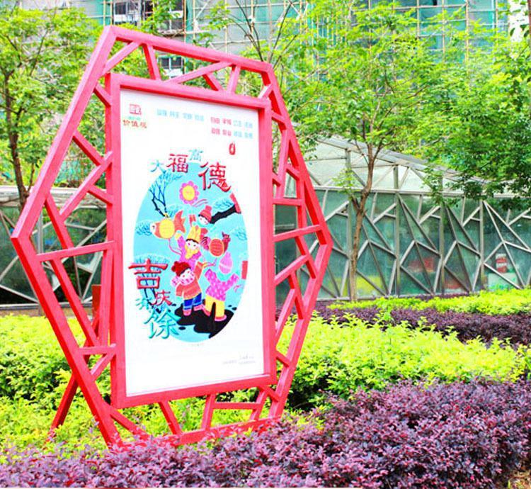 天津价值观标牌市场价