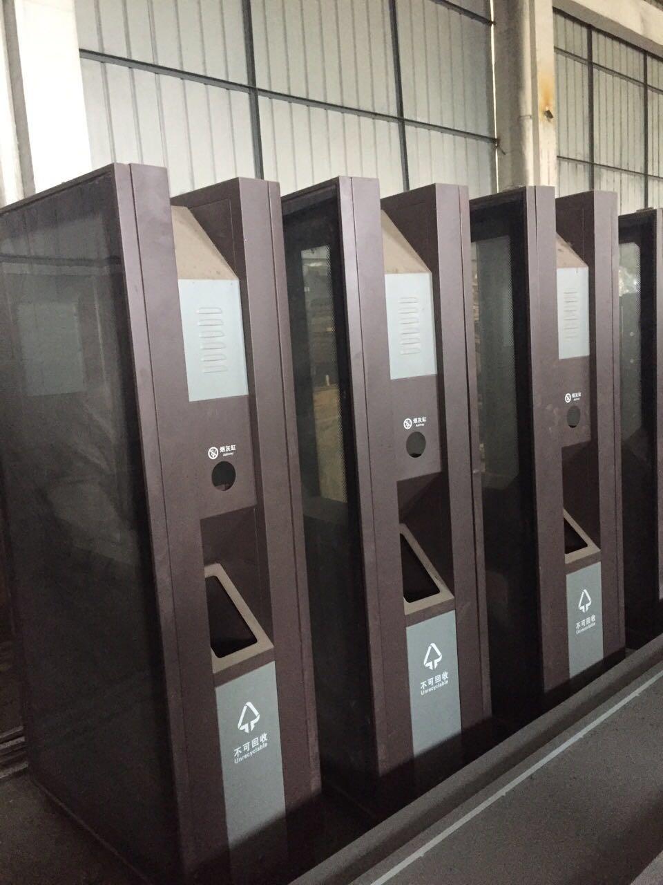 滁州广告垃圾箱不锈钢宣传栏