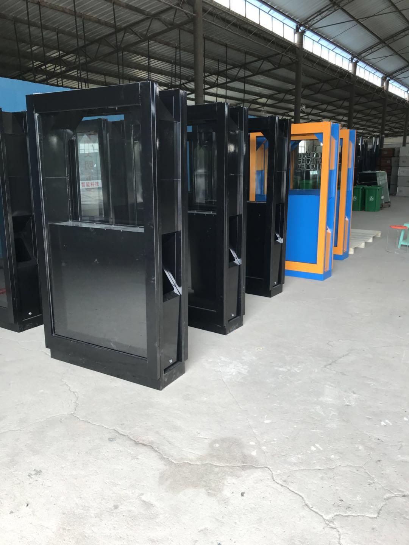 黄山智能垃圾箱设计