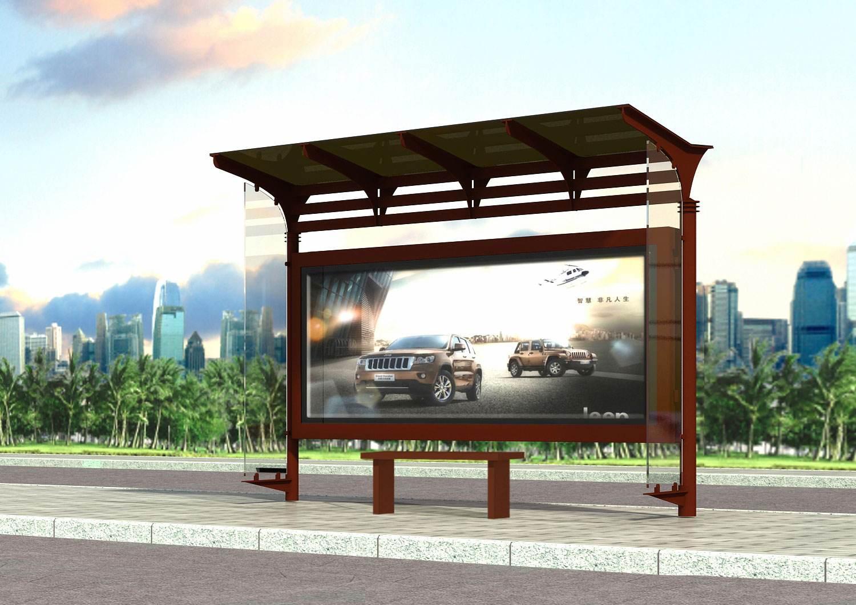 天津候车亭公交站台制作经验丰富的厂家