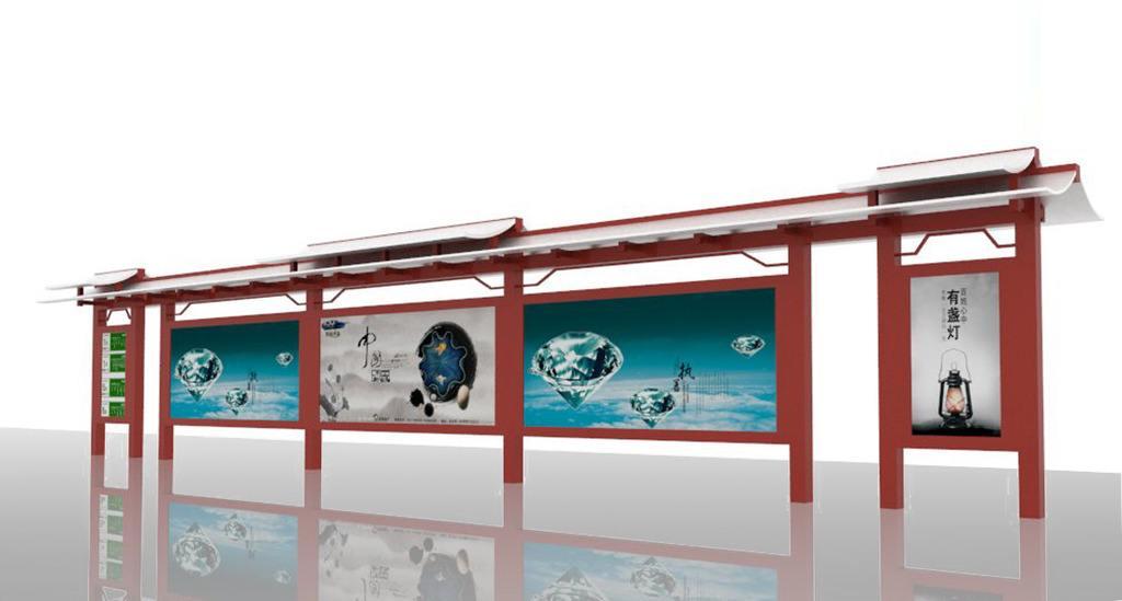 天津太阳能候车亭信息