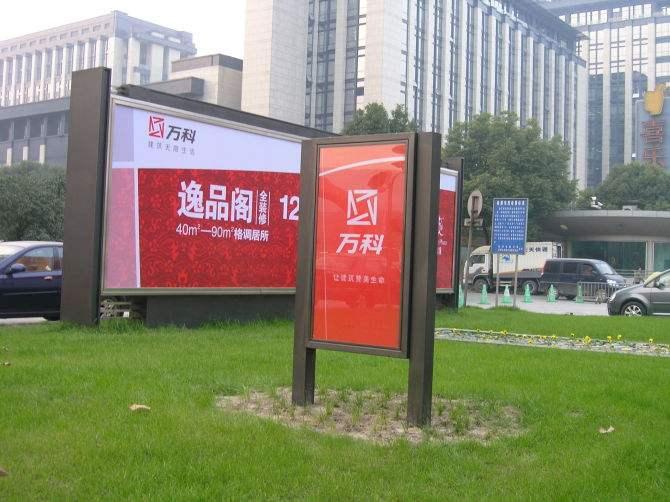 杭州换画灯箱工艺
